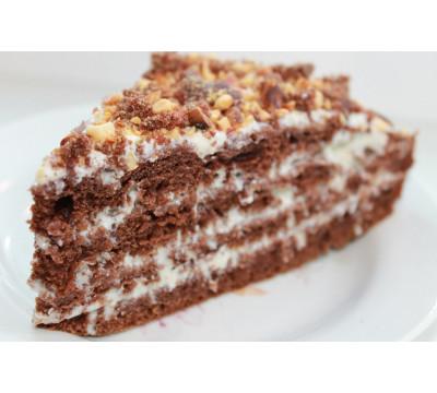 Шоколадно-сметанная