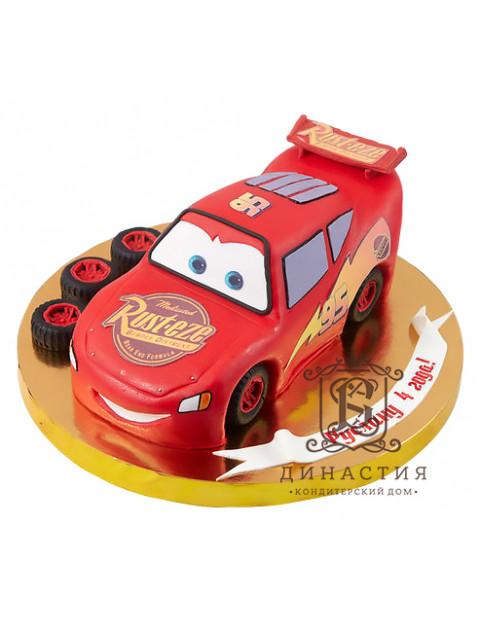 Детский торт «Тачки-Маквин»