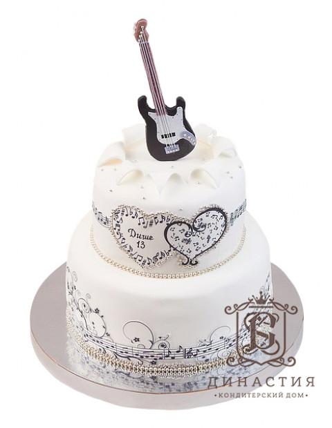 Торт До-ре-ми