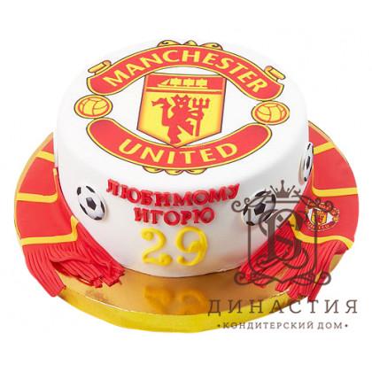 Торт Манчестер Юнайтед