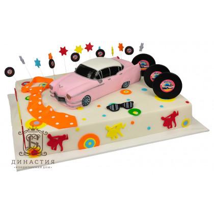 Торт Стиляги