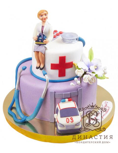Торт Скорая помощь