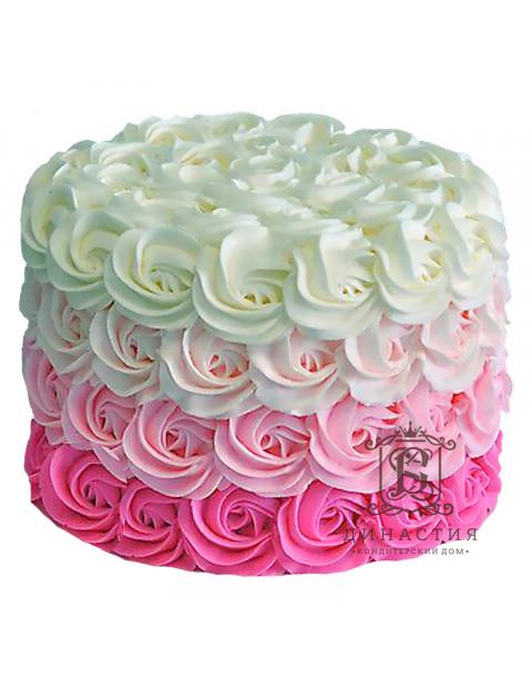Торт Нежные завитки