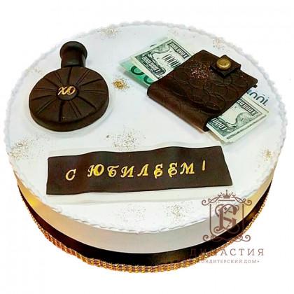 Торт Подарок для мужчины