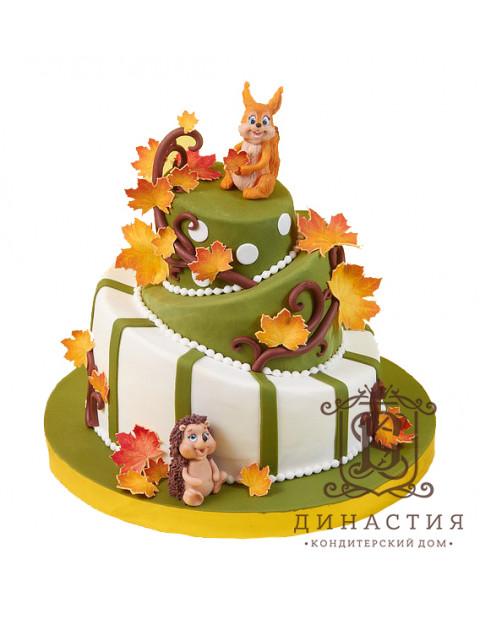 Торт Осенняя пора