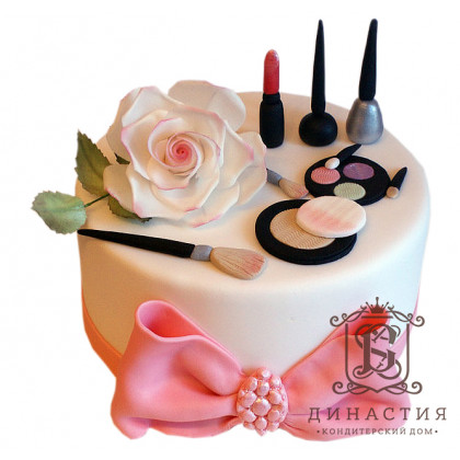 Торт набор косметики