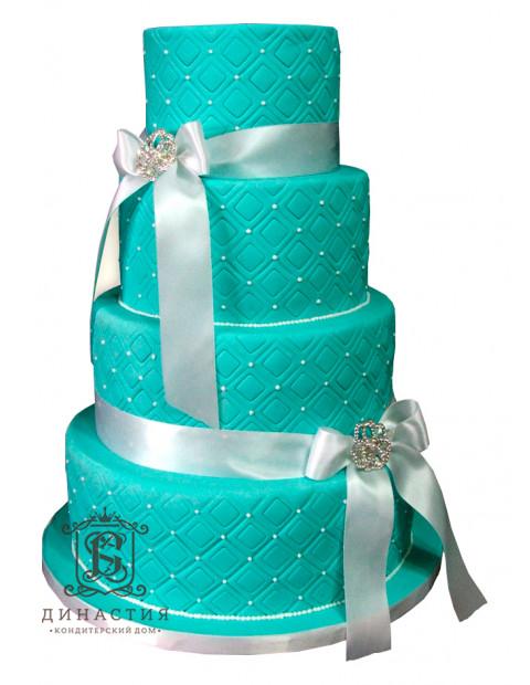 Торт Небесная лазурь