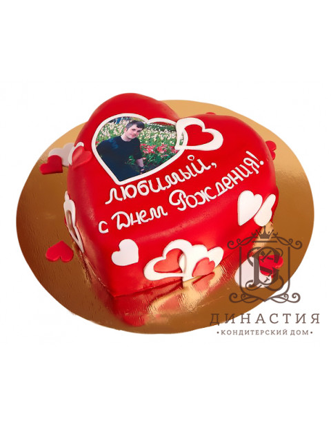 Торт Подарок Любимому