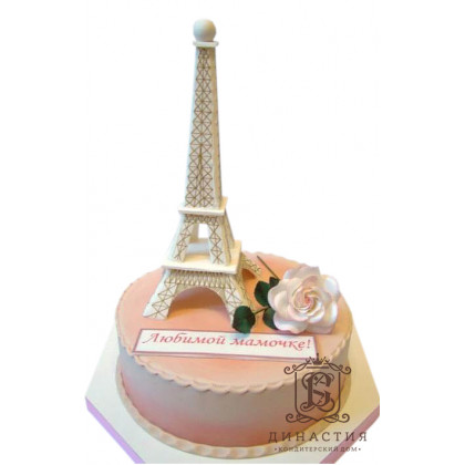 Торт Французские мотивы
