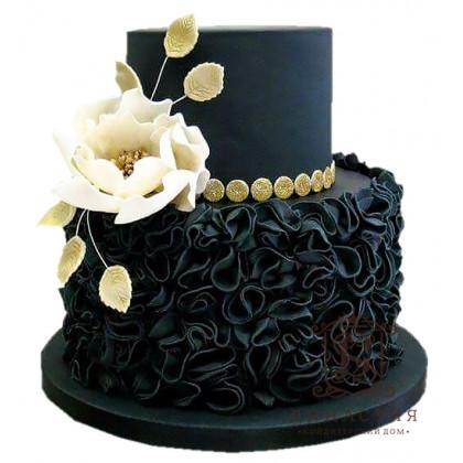 Торт Чёрный бархат
