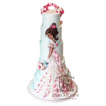 Торт Невеста