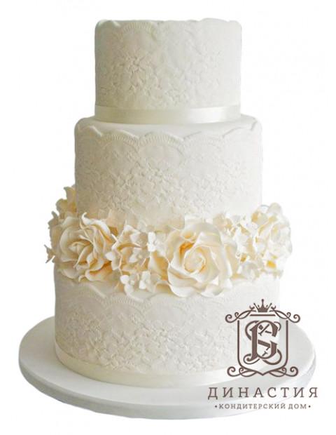 Торт Белая сказка