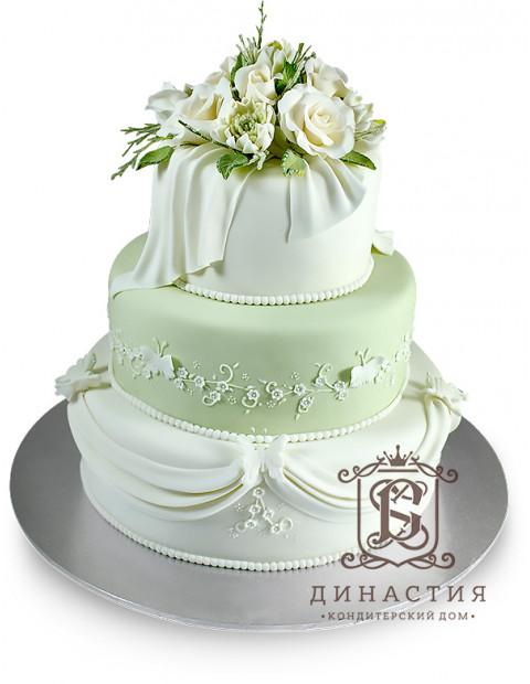 Торт Свадебный вальс
