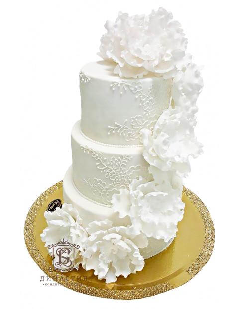 Торт Белоснежный вальс