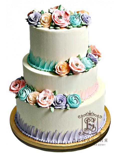 Торт Помпезный