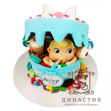 Торт Сластёна