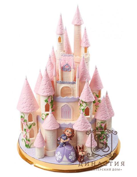 Торт Сказочный замок