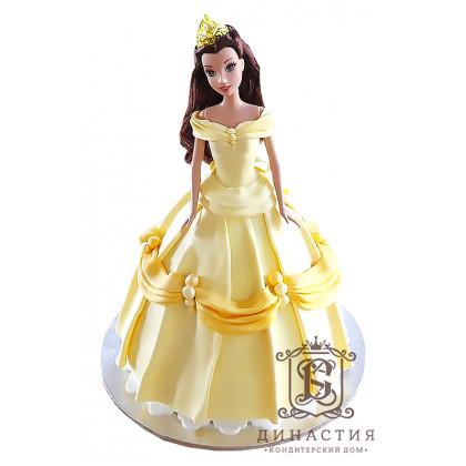 Торт Кукла Маша