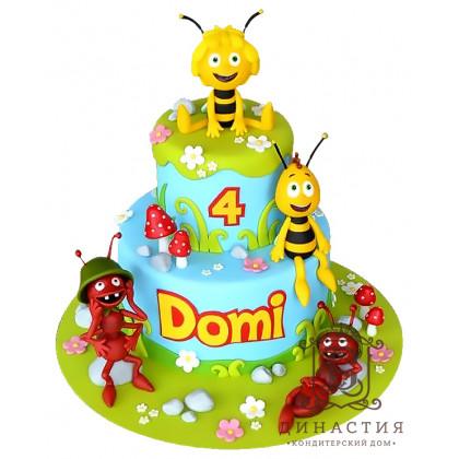 Торт Пчёлка Майя