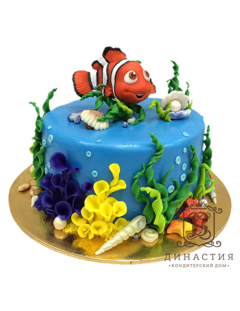 Торт Флиппер