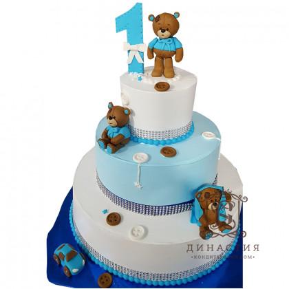 Торт Мишкина радость