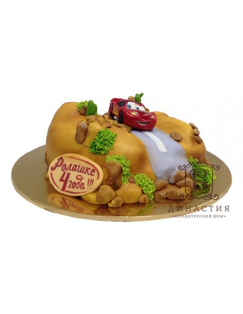 Торт Молния Маквин