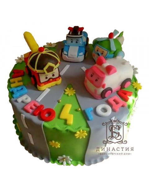 Торт Поли