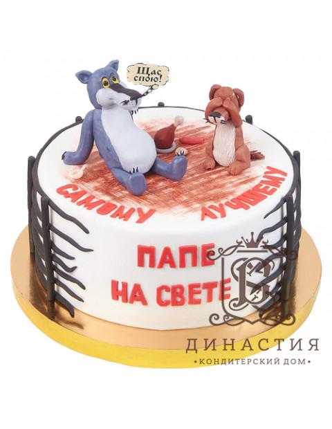 Торт Лучшему папе