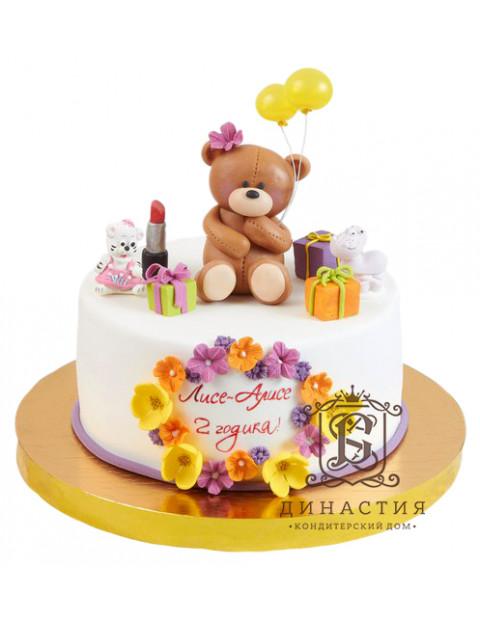 Торт для лисы Алисы