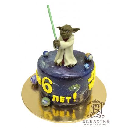 Торт Звёздный войны-2