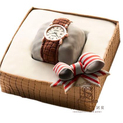 Торт Наручные часы