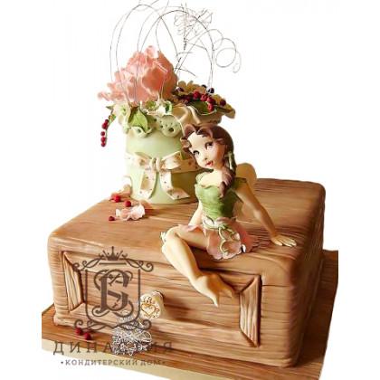 Торт Лесная нимфа