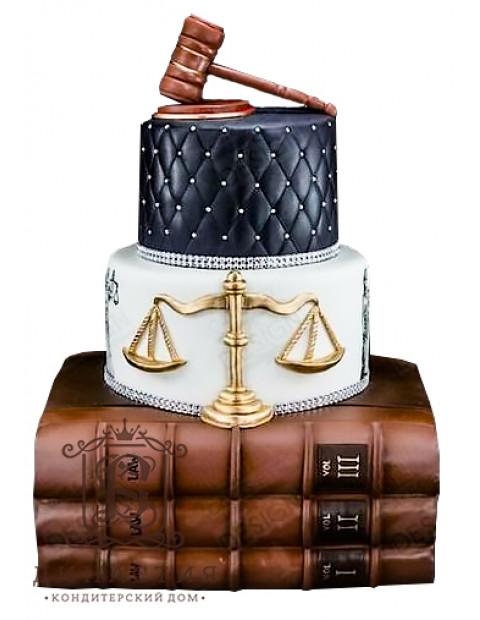 Торт для судьи