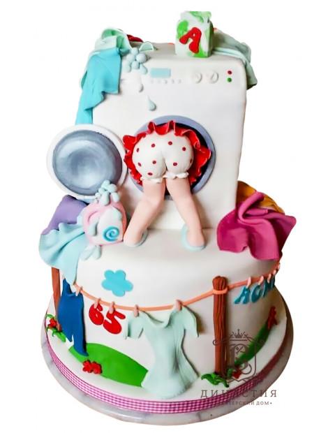 Торт для домохозяйки