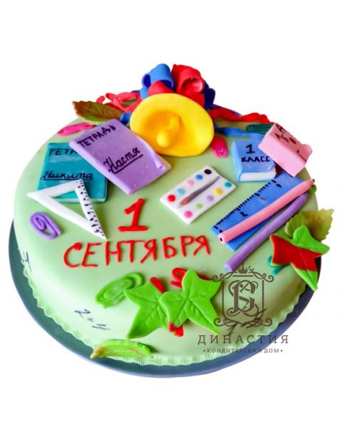 Торт для наших учеников