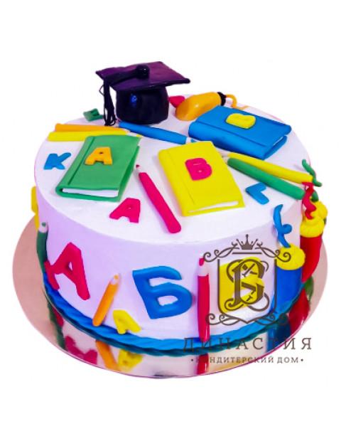 Торт для отличника