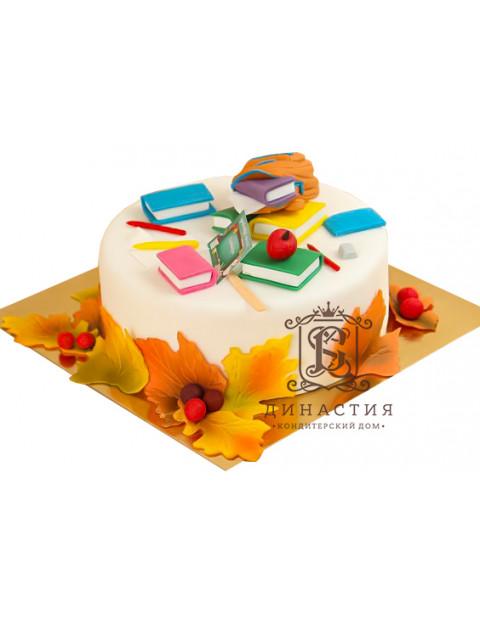 Торт для школы