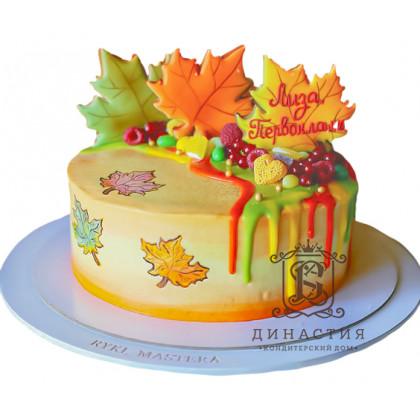Торт Лиза первоклашка