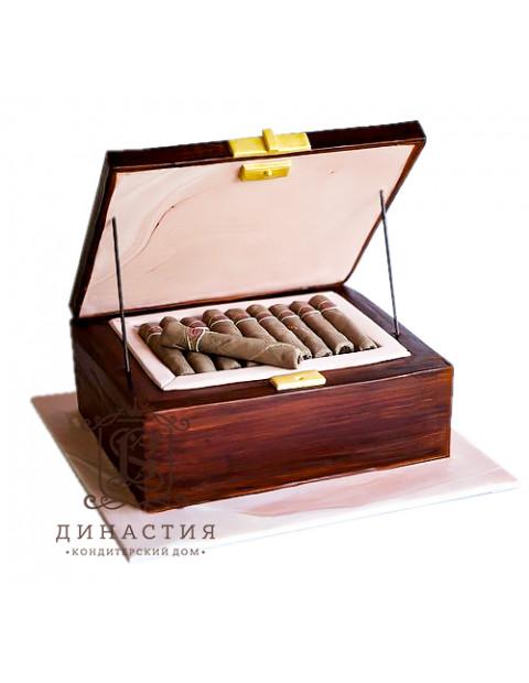 Торт Сигары