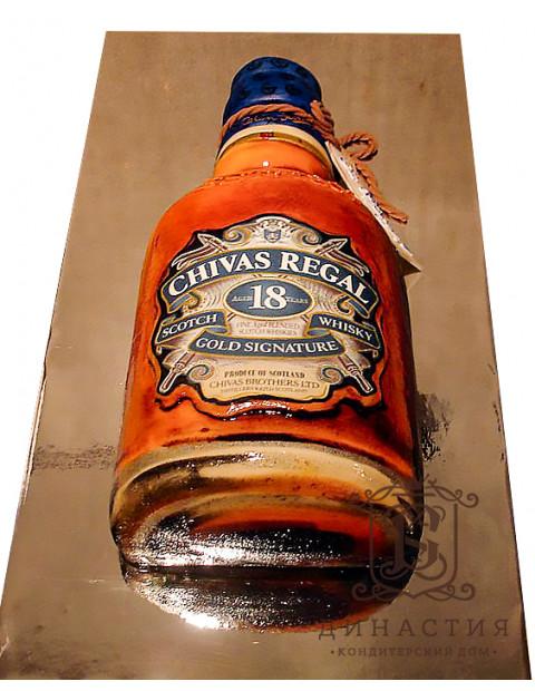 Торт Виски Чивас Ригал
