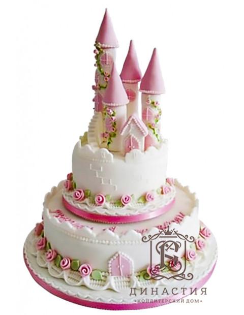 Торт Замок мечты