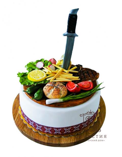 Торт Искусный кулинар