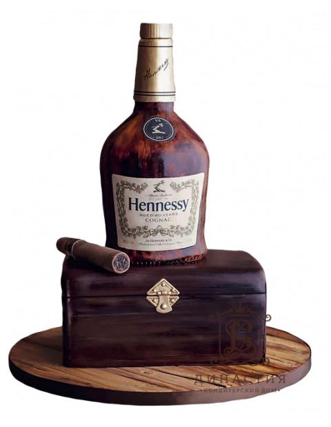 Торт Хеннеси