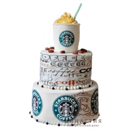 Торт Starbucks