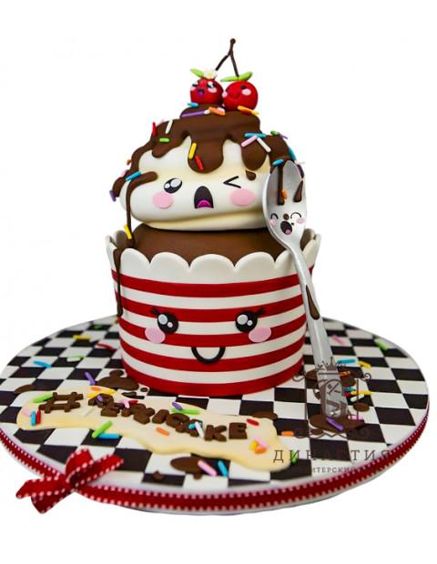Торт для кофейни