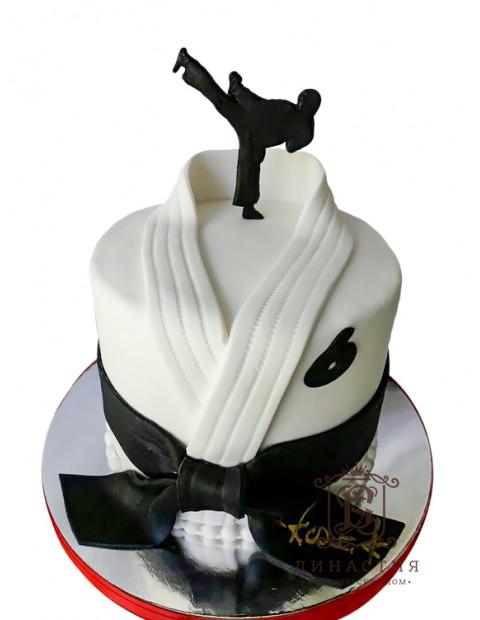 Торт для мастера спорта