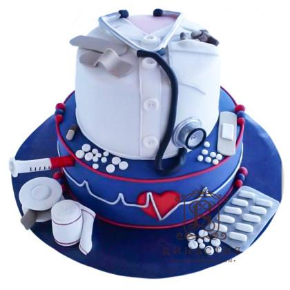 Торт для отделения Кардиологии
