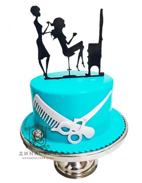 Торт для салона красоты