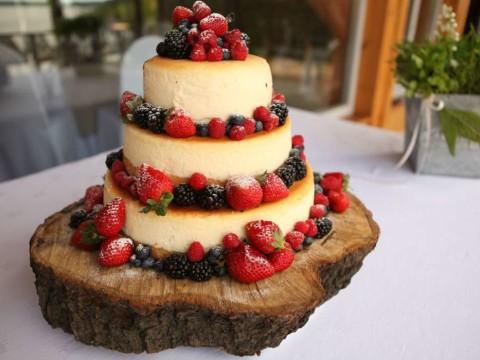 Примеры украшения тортов