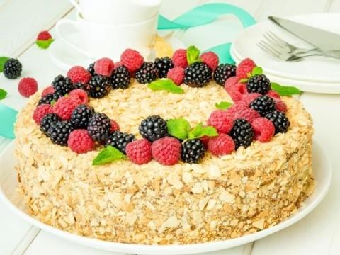 Классические рецепты тортов
